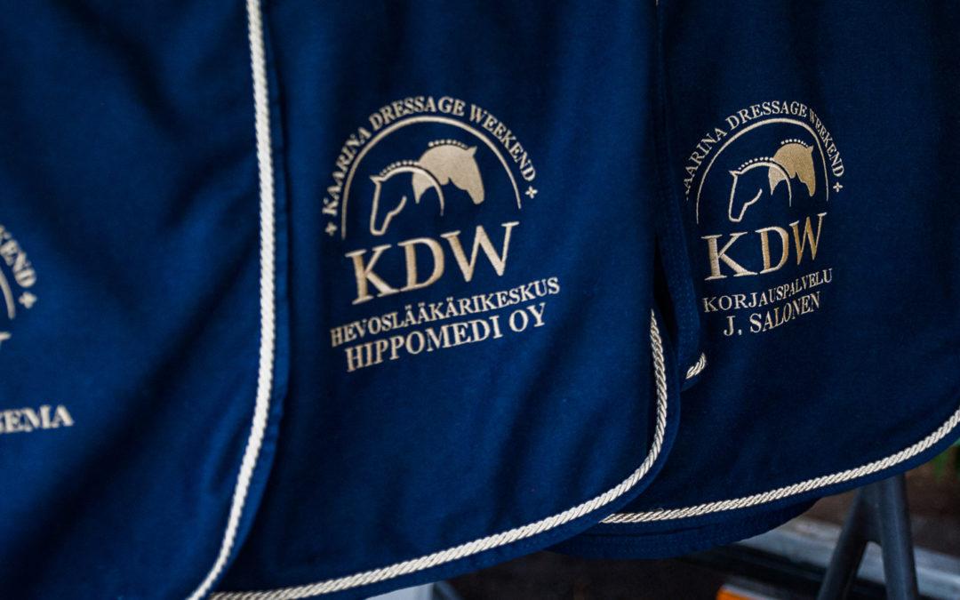 KDW – sponsorien hankinta